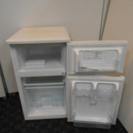 (一人暮らし用冷蔵庫)2ドア式ノンフロン冷凍冷蔵庫 ■ 2010年製