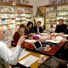 福岡市天神 30年以上も続いている英会話サークルでオーストラリア人...