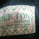 burton  ウールのコート