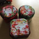 メリーチョコレートの空き缶
