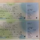 ガンズアンドローゼズ 1/28(土)埼玉スーパーアリーナSS席 2枚 13000/枚 の画像