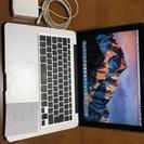 【取引終了】MacBook Pro 13インチ i7 8GB 新...