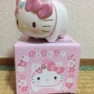 HELLO KITTY貯金箱