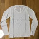 ✨新品✨白ロンT Mサイズ