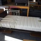 J-007 フランスベッド 電動ベッド HR-N1 マットレス付き