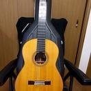 クラシックギター:パウリーノ ベルナベのギター(中古)です。