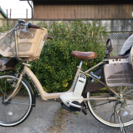 ブリジストンアンジェリーノ電動自転車 バッテリー2個