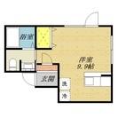 半径1キロ以内にこれだけお店があります☆秋田市川尻御休町単身用アパート