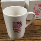 ハローキティマグカップ2個