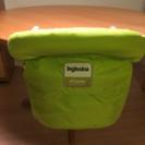 Inglesina(イングリッシーナ) ファスト ベビーチェア[カラー:ライム]の画像
