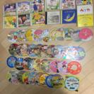 マタニティ〜幼児期 CD、DVD大量セット