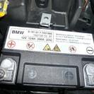 【取引終了】BMW純正バイクバッテリー YTX14-BS 互換