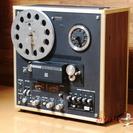往年の名器 オープンリールテープデッキソニーTC9400