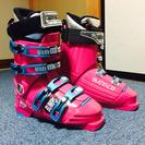 GEN BUMPS8 24.5〜25.0 ゲン 男女兼用 スキーブーツ