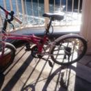 【受付終了: 1/19板谷様】自転車(折りたたみ、変速機能付き)