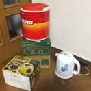 保温ボトル・チョコメーカー・電気ケトルのセット