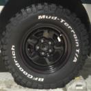 BFGoodrich Mud-Terrain T/A KM2 LT...