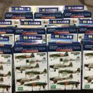 ウイングキットコレクション vol.1WWⅡ日本海軍機編11個セット - おもちゃ