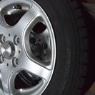軽自動車用スタッドレスタイヤ2セット