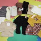 子供服サイズ80から95まで新品未使用タグつき11点まとめて