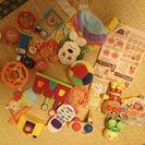幼児おもちゃセット