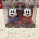 ディズニー ミッキー&ミニー 雛人形