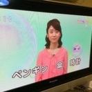 Panasonic 37型 プラズマテレビ - 家電