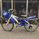 ブリジストン 子ども用自転車 22型 外装7段変速