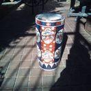 良品の陶器の傘立て