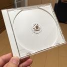 CDプラケース / 白 / 1枚用 × 10個
