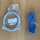 LANケーブル テレビ用同軸ケーブル 計12本 関連コネクタ