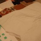 パッチワークの中綿、他端切れ布など − 大阪府