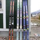 格安スキーセット どれも2,800円 (ベースワックスと滑走ワック...