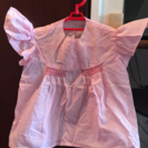 作りかけ子供服