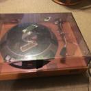 レコードプレーヤー DP5000(デンオン)電源入らず:ジャンク...