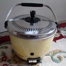 ガス炊飯器(1升炊き)