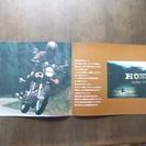 送料込み!ホンダ 超レア物、入手困難!ホンダCB550F-Ⅱ カタログ - バイク