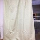 レース付きカーテンです。