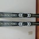 Kemperショートスキーセット(ブーツ27cm)ソフトケース付