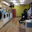 今なら洗濯がお得‼️お花畑【コインランドリー】