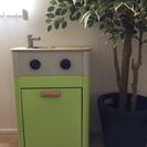 美品、箱有り PLANTOYS キッチン