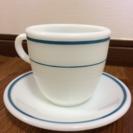 コーヒーカップ〈大〉 PYREX USA