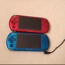 PSP本体2つセット