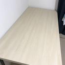 デスク(IKEA LINNMON)150x75