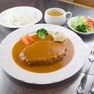 老舗の洋食亭「ナポレオン」