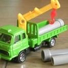 ユニック車での積み込み、運搬委託業務
