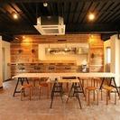 シェアカフェ&BBQスペース付賃貸マンション♪DIYのできるお部屋...