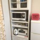 食器棚、食器セット