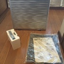 ZOJIRUSHI ファン式空気清浄機 (8畳) シルバー PA...