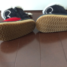 ミッキー ブーツ - 子供用品